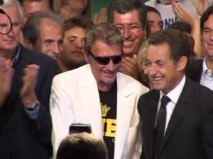 Johnny, le saint-Just de la Harley-Davidson et Nick president, le leader du grind réformiste gouvernemental